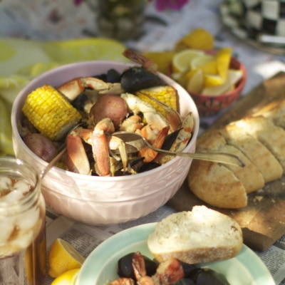 Best Clam Bake Ever!