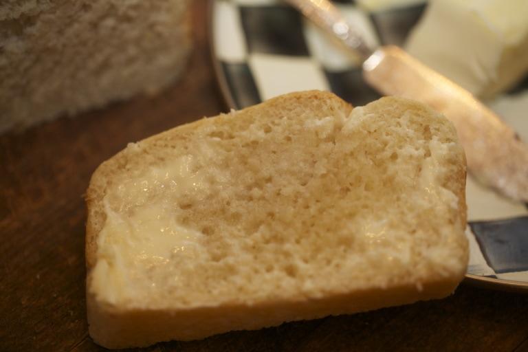 Old Fashioned White Bread