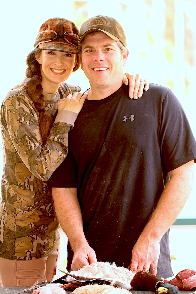 Stacy and Scott