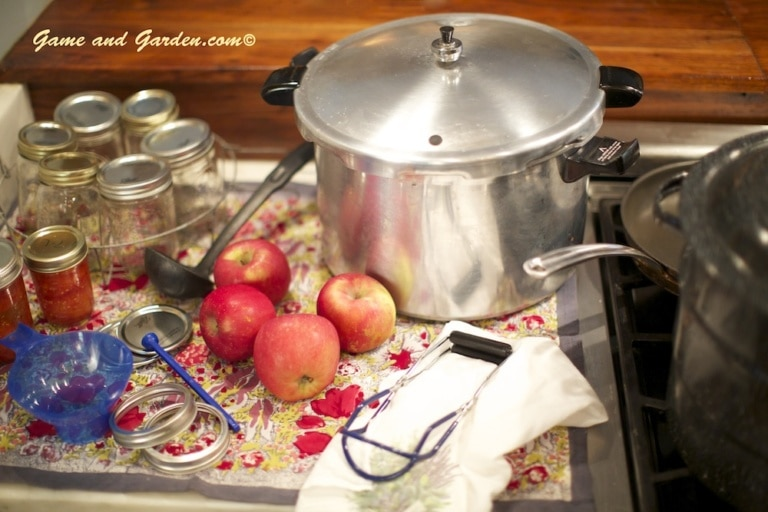Canning and Freezing Your Harvest