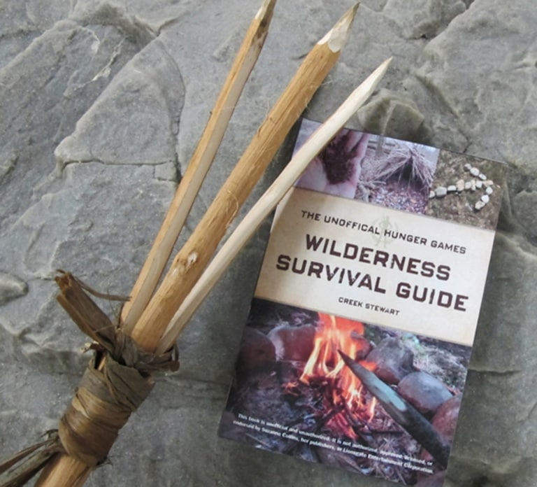 Look No Further for your Preparedness Survival Needs: Creek Stewart (Author) Is Here!