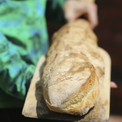 Robust Italian Rustic Bread
