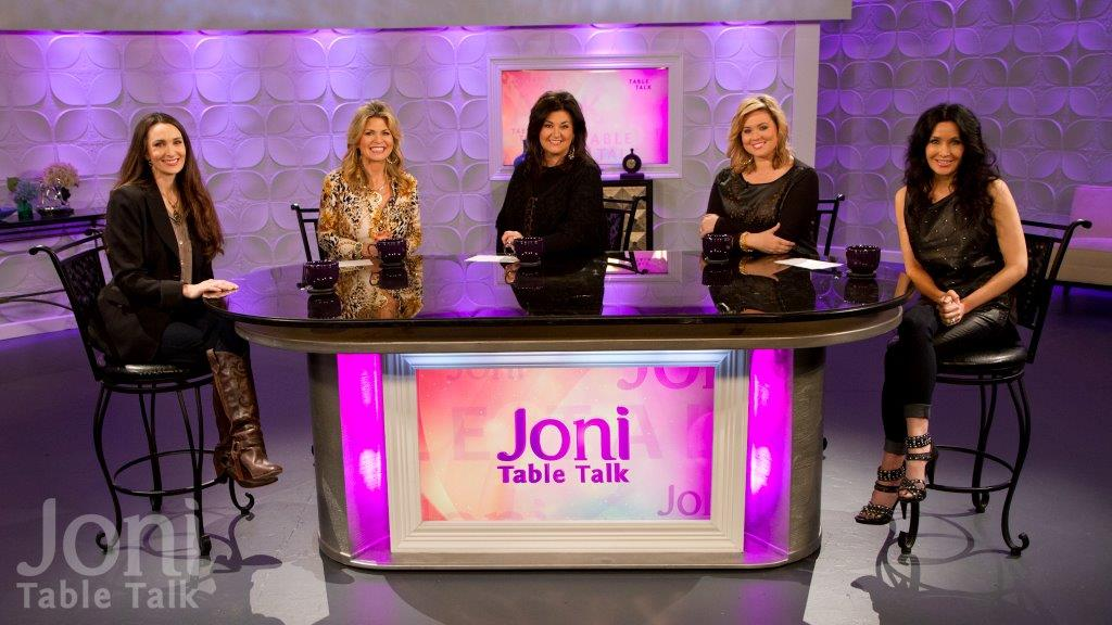 Stacy Harris on Joni Table Talk
