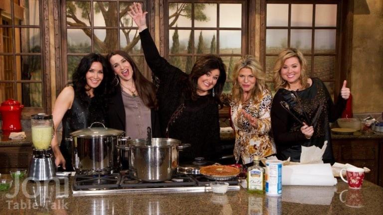 Stacy Harris Cooks on Daystar TV – The Joni Lamb Show