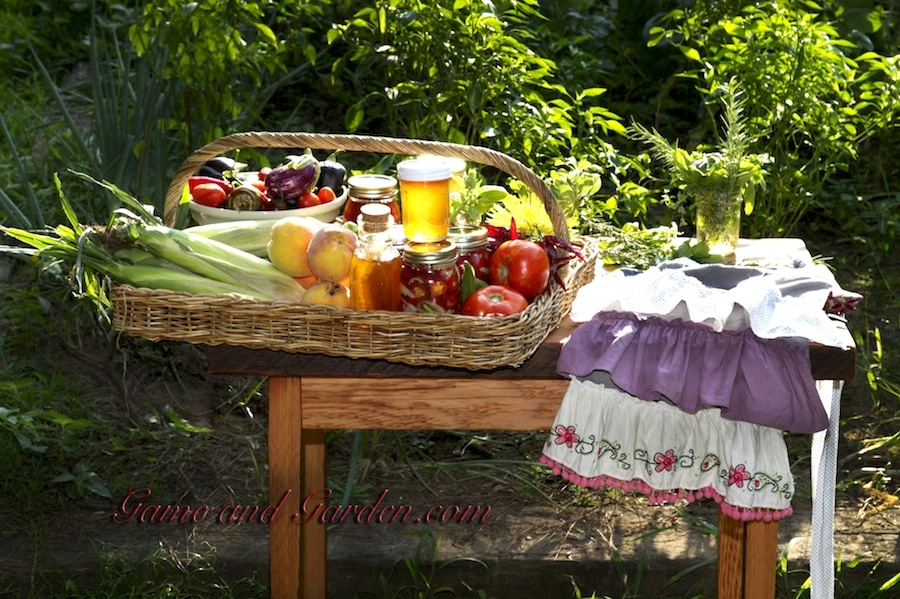 """Preserving your harvest will ensure great health and fresh foods for your family and is a """"must"""" for sustainability."""
