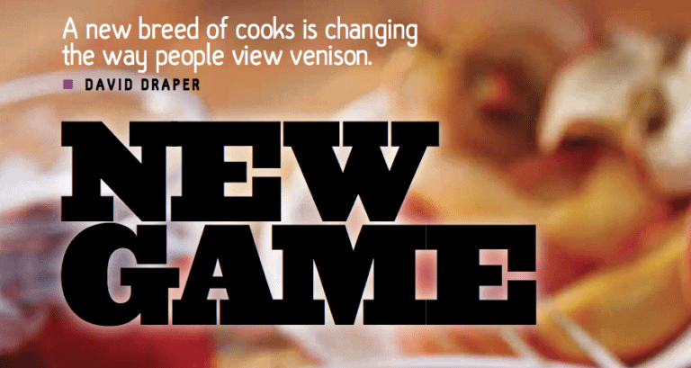 """Stacy Lyn Harris Dubbed """"New Breed of Cooks"""" in Sustainable Movement"""