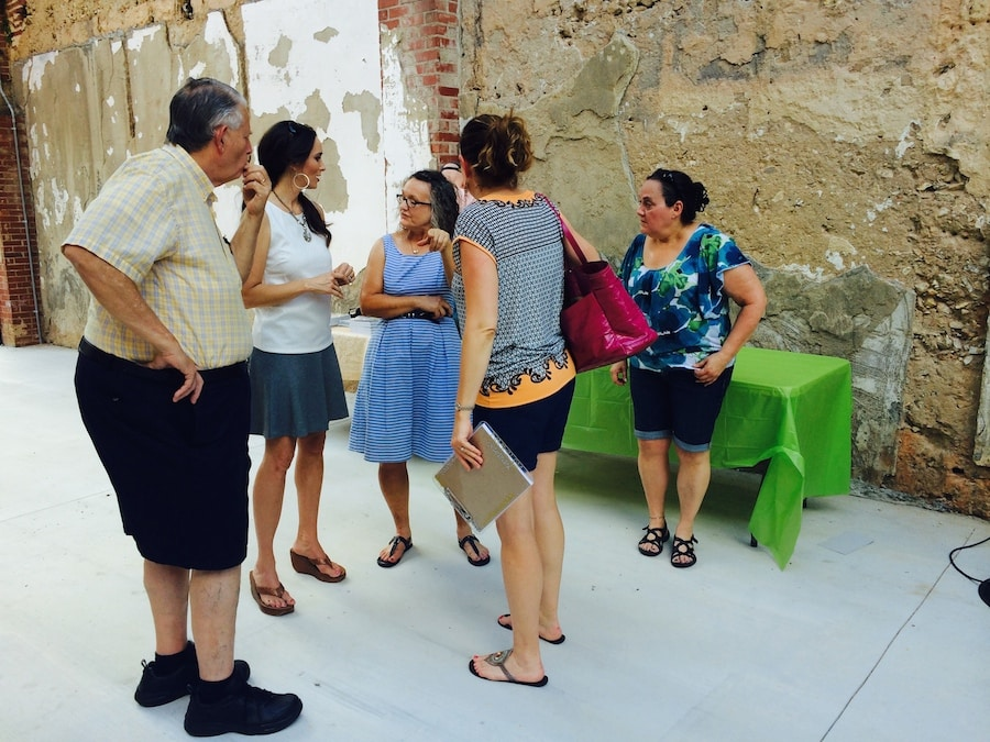 This Alabama Chapter of Slow Food USA group is incredible diverse and yet incredibly like-minded about food!