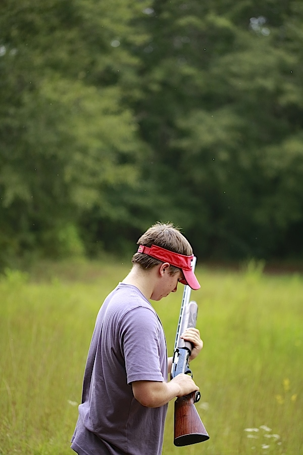 Skeet Shooting is a sport that every age can enjoy!