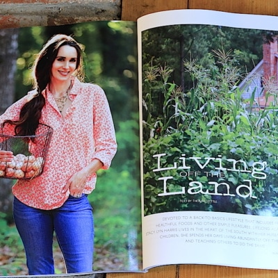 Alabama Magazine Features Stacy Lyn Harris