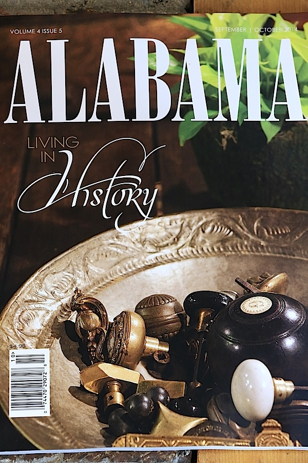 Stacy Lyn Harris is featured in this issue of Alabama Magazine. Pick your copy up today at local bookstores, Walmarts, or order it from their website.