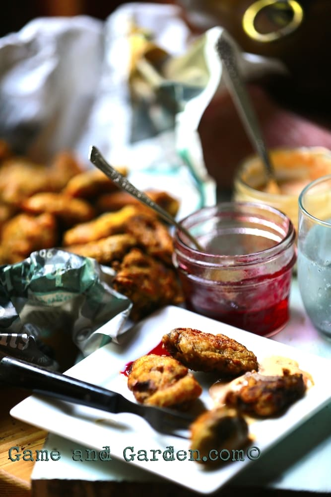 Fried Dove Appetizer Recipe - Mouthwatering! A meal in itself!