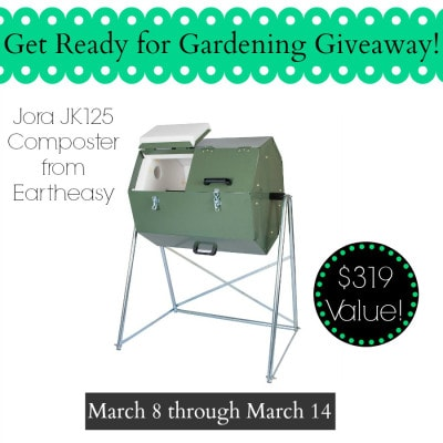 Eartheasy Composter Giveaway