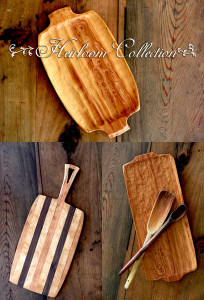 heirloom cutting boards
