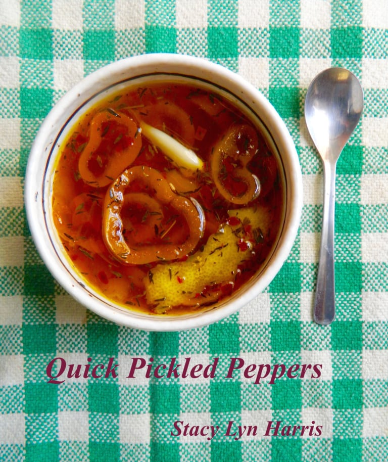 Quick Pickled Peppers