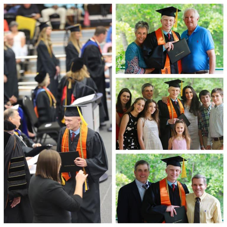 Journey from Homeschool to College Graduation