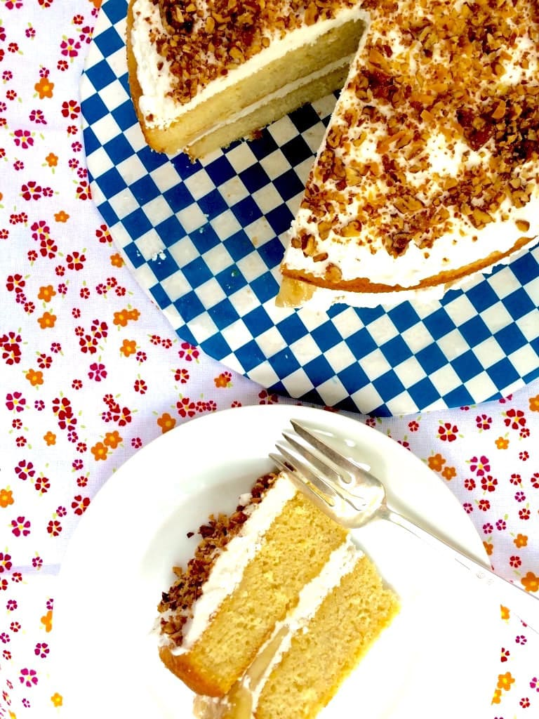 Hummingbird Cake is one of the South's favorite traditional cakes. The origins of this fabulous cakes began in Jamaica - it's full of flavor!