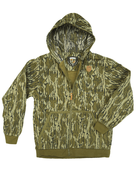 Harvester Hooded Old School jacket