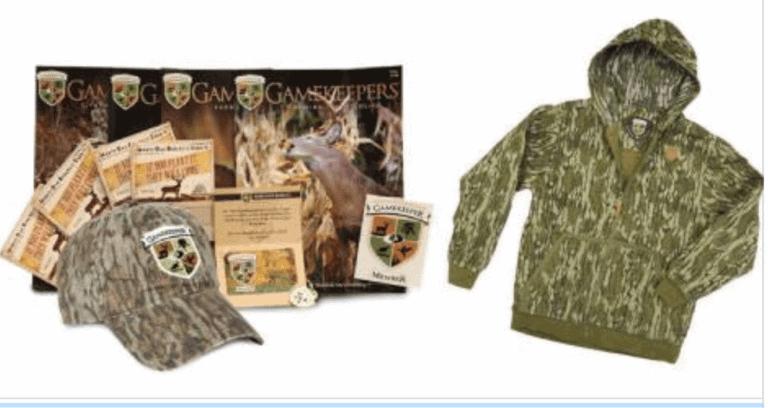 Mossy Oak Gamekeepers Membership & Old School Jacket Giveaway