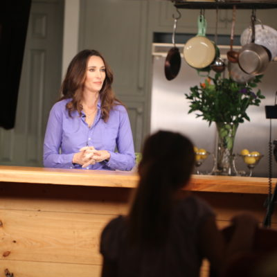 Stacy Lyn Harris Filming 13 Episodes