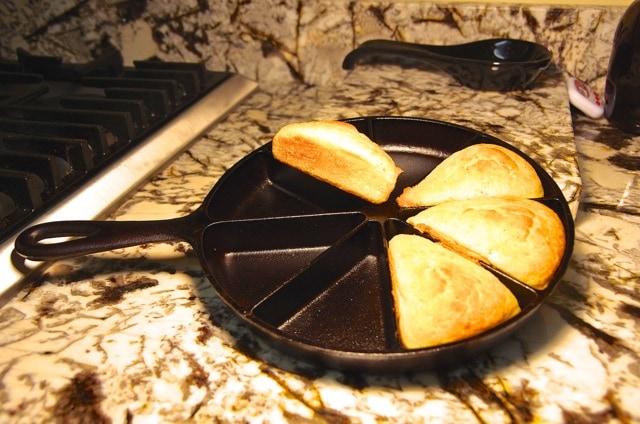 Birmingham Stove and Range's corn bread pan