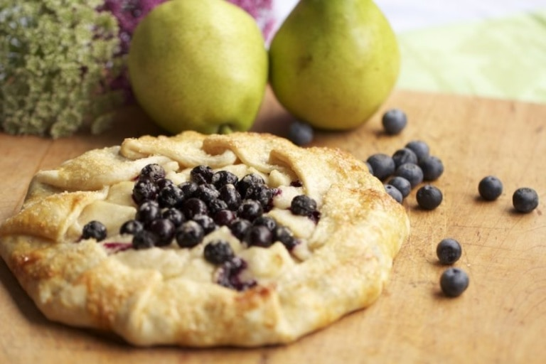 Rustic Pear Tart: Why You Should Make One