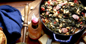 Collards-And-Bean-Soup