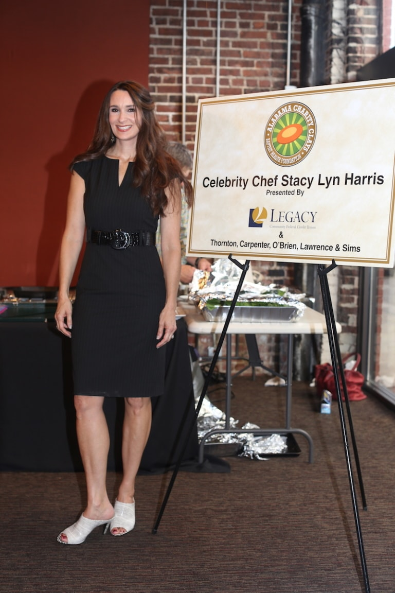 Stacy Lyn Harris Celebrity Chef Baptist Health Foundation