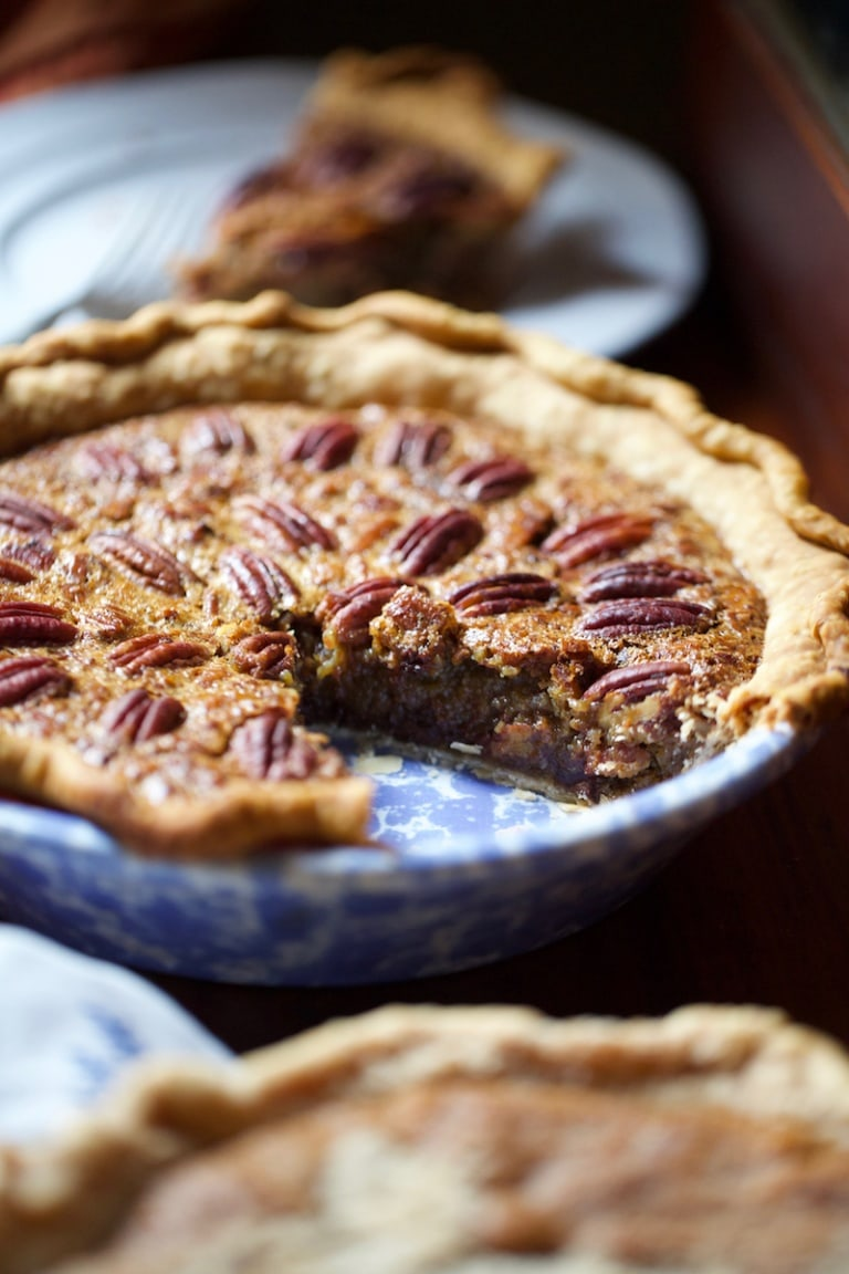 Recipes with Pecan – a Fall Roundup