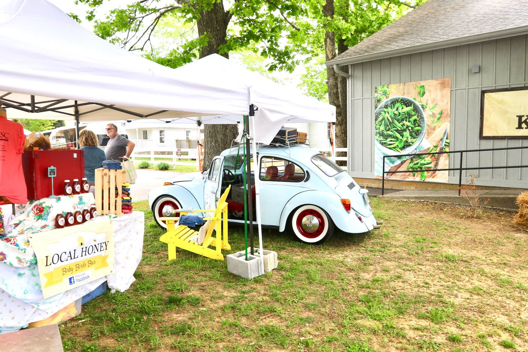 Voltswagon at Country Living Fair