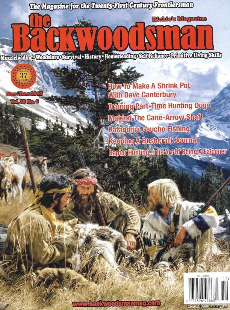 Backwoodsman Magazine, Summer 2017