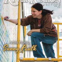 Mother's Day Article in River Region Magazine by Stacy Lyn Harris