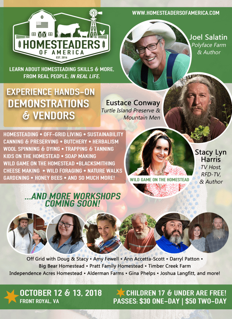 Homesteaders of America Conference