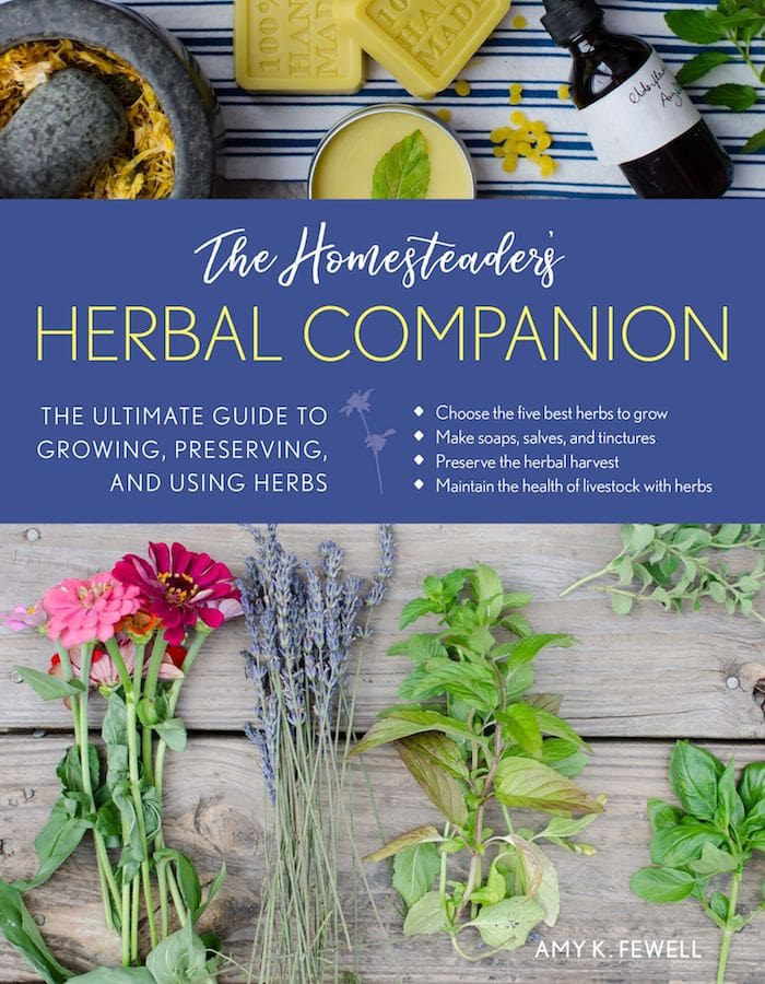 Homesteader's Herbal Companion_