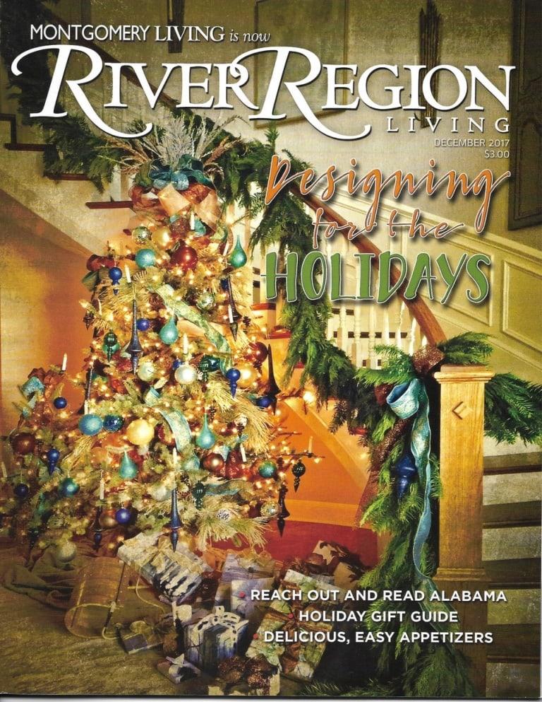 River Region Living, Christmas 2017