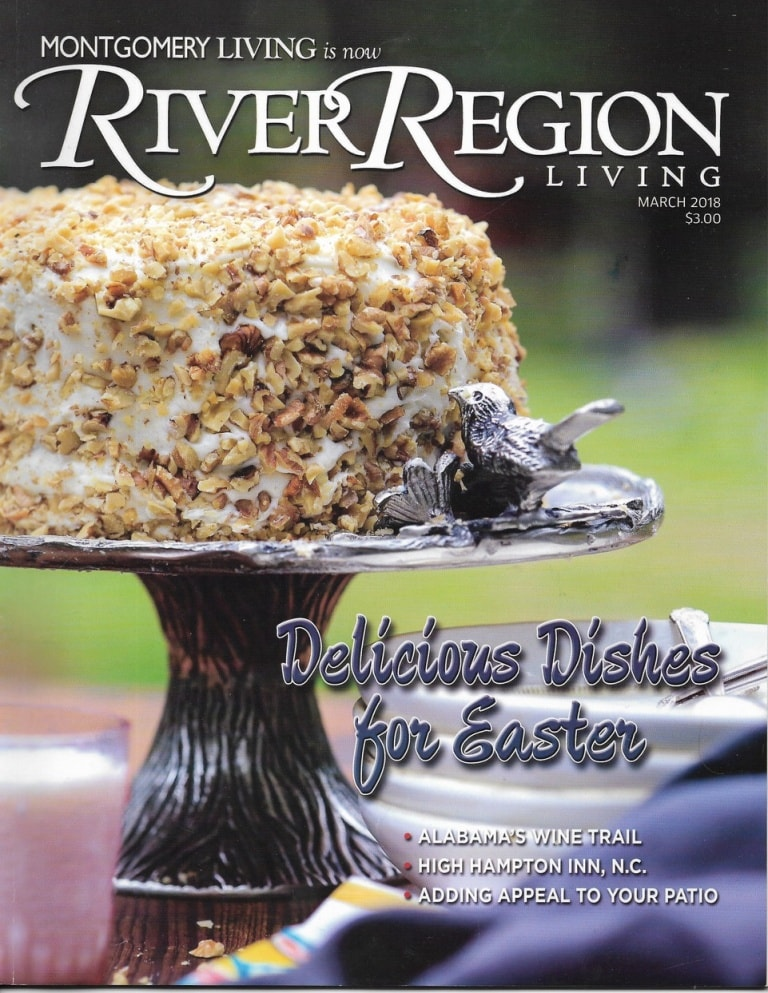 River Region Living Magazine, March 2018