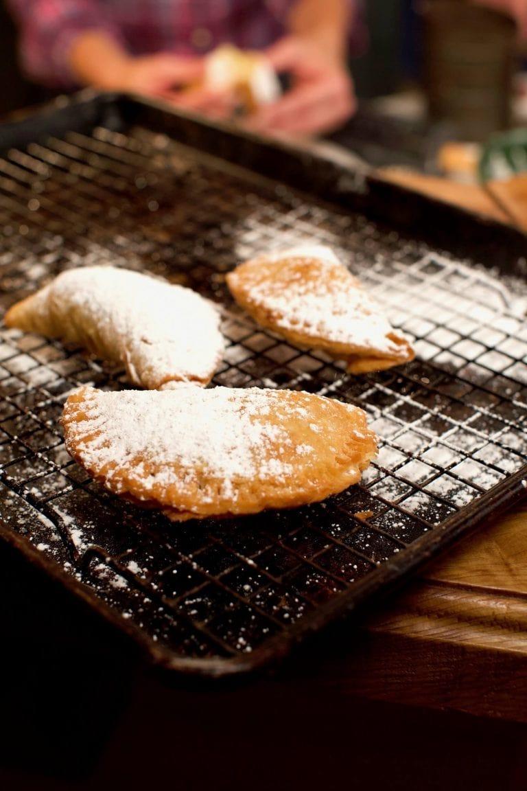 Southern Fried Banana Pudding Pie