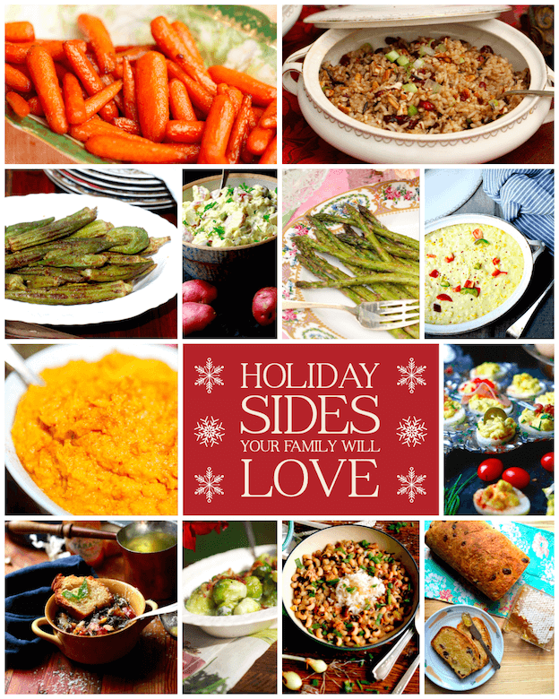 Holiday Sides Your Family Will Love
