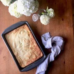 Butter Sheet Cake recipe by Stacy Lyn Harris