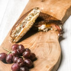 Recipe For The Ultimate Tuna Melt Sandwich by Stacy Lyn Harris