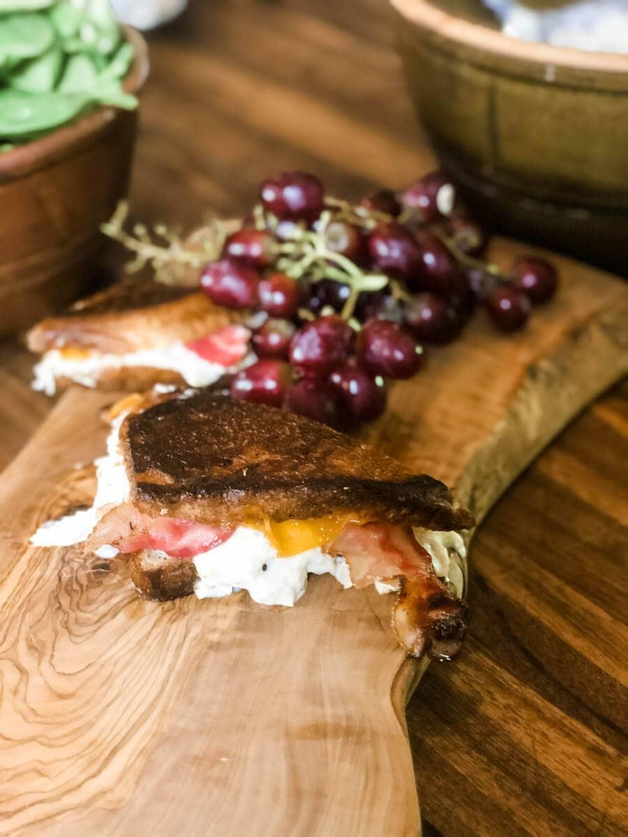 Ultimate Tuna Melt recipe by Stacy Lyn Harris