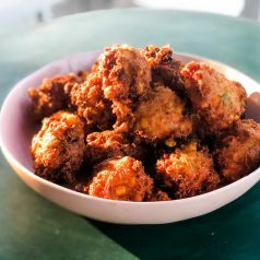 no-fail southern hushpuppy recipe by Stacy Lyn Harris
