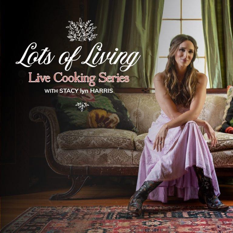 Lots of Living Livestream June 30!