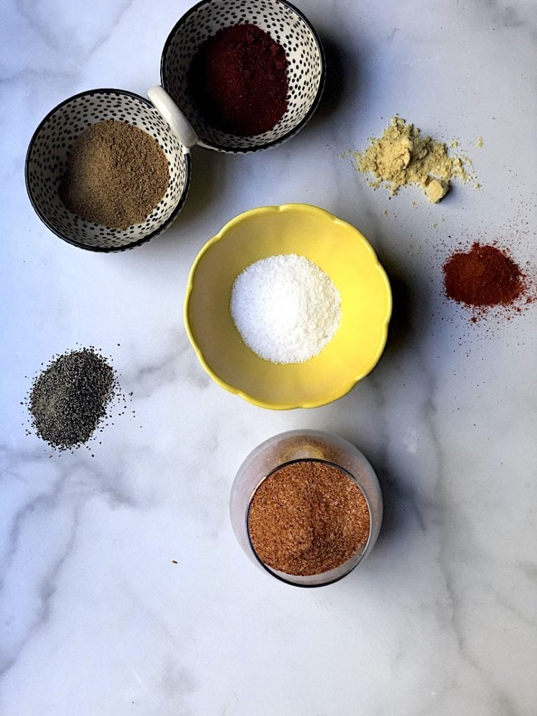 All-Purpose Dry Rub: Perfect for Turkey, Chicken, Pork and Beef