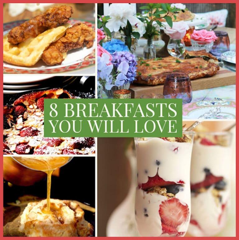 Breakfast Recipes You Will Love