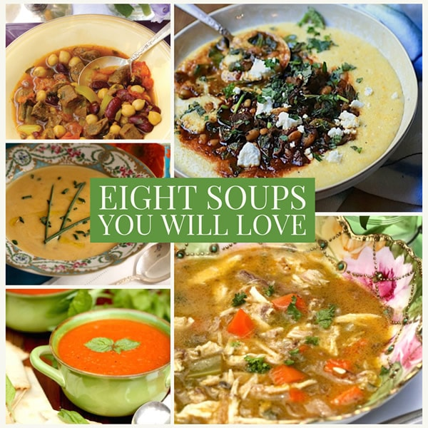 Soup Recipes Roundup – Hearty, Tasty Soups and Stews