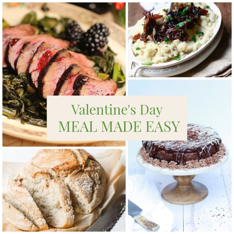 Meal Made Easy: Perfect Valentine's Day Dinner