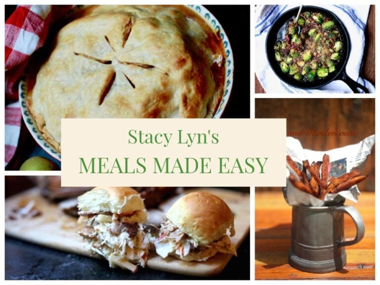 Stacy Lyn's Meal Made Easy: Pulled Pork Sliders