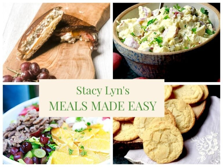 Stacy Lyn's Meal Made Easy: Ultimate Tuna Melt