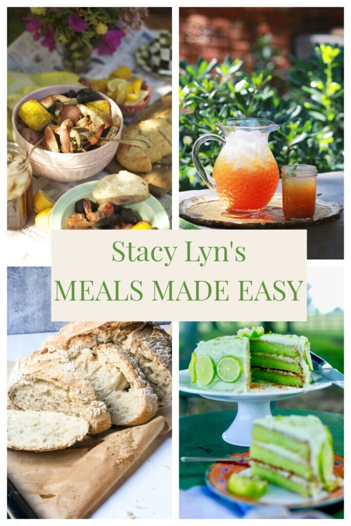 best clambake ever - Stacy Lyn's meal made easy