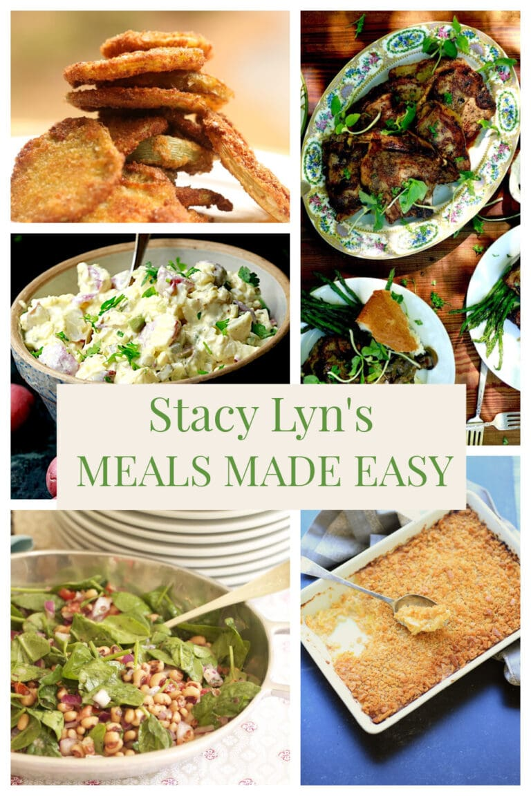 Skillet Fried Pork Chops: Stacy Lyn's Meal Made Easy